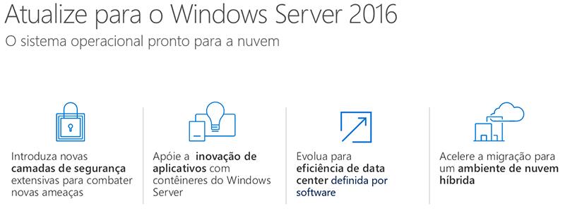 windows server 2016_atualização