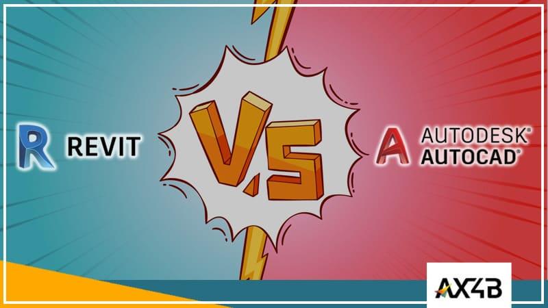 REVIT vs AUTOCAD