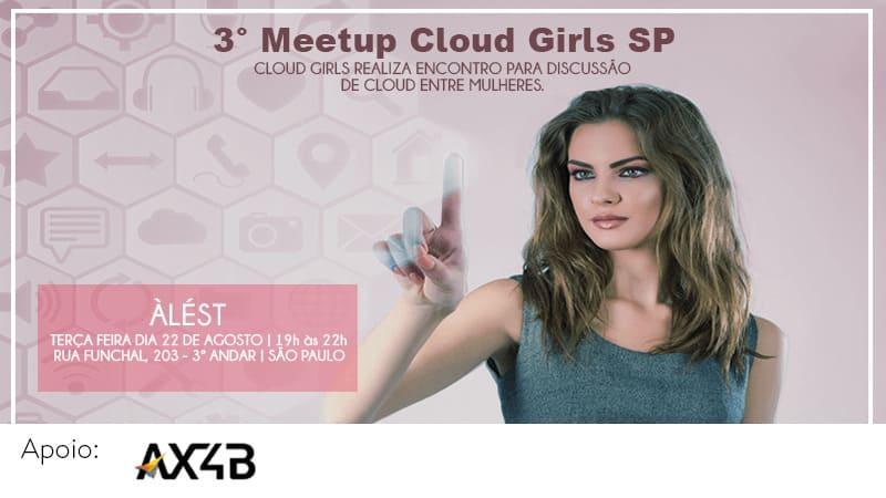 Cloud girls - Apoio AX4B