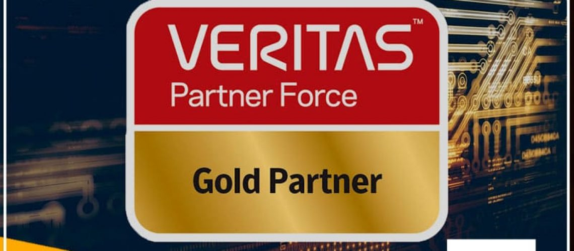 A AX4B é Gold Partner Veritas
