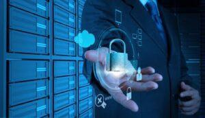 Empresa de segurança da informação